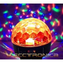 674321-MLM20755987420_062016,Impactante Esfera De Luz Leds Con Increibles Efectos Rgb Wow