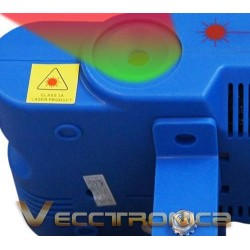 980421-MLM20771818610_062016,Laser De Fuerte Carcaza Con Proyeccion De Multipuntos Es Wow