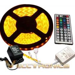 568321-MLM20771943079_062016,Exclusiva Tira De Leds Con Controlador Y Aditamento Especial