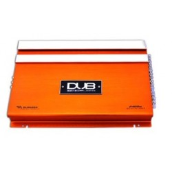 323001-MLM20258923139_032015,Amplificador Dub Audiobahn 2400w 4ch Para Bocinas Y Woofers.