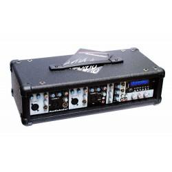 Vecctronica: Mezcladora Activa 4ch Usb Sd Bluetooth P/ Bafle