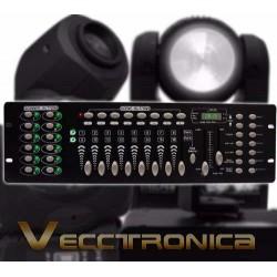 939941-MLM25603396428_052017,Fabulso Controlador Dmx Con 240 Canales Para Luces Fenomenal