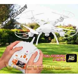 288421-MLM20780938462_062016,Fabuloso Drone Gira 360° Toma Foto Y Video Calidad Full Hd..
