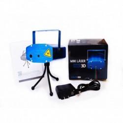 Increible Mini Laser Rg De Efectos Visuales Con Figuras 3d!!