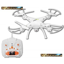 565911-MLM20654405318_042016,Vecctronica: Drone Profesional Capta Video Y Fotos Microsd.!