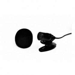 Microfono Inalambrico Vhf De Solapa Profesional Alcance 30mt