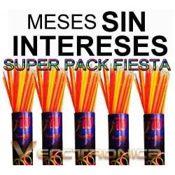 592521-MLM20788347932_062016,Vecctronica: Pack Varitas De Neon Fiesta Con 500 Piezas Wow