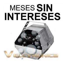 Vecctronica: Maquina De Burbujas Con Motor Interno Fenomenal