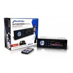 Autoestereo Dig. Manoslibres Con Bluetooth/aux/usb/sd/fm/mmc