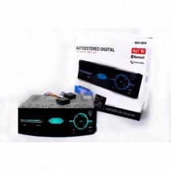 Autoestereo Digital Usb/sd/mmc Soporte Para Celular Bt Ml