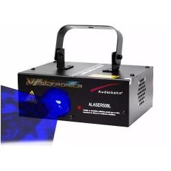 815398-MLM25921855887_082017,Vecctronica: Laser Azul 500mw Luz Disco Con Dmx  Y Efecto 3d