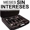 Vecctronica: Kit 7 Microfonos Para Bateria Estuche Gratis..!