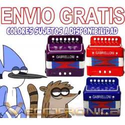 614521-MLM20793941949_062016,Envio Gratis Acordeon Profesional Infantil Colores A Elegir.