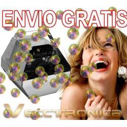Envio Gratis Maquina De Burbujas Con Motor Directo Woow Vecc
