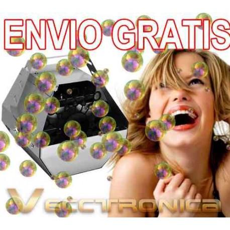 273521-MLM20794077037_062016,Envio Gratis Maquina De Burbujas Con Motor Directo Woow Vecc