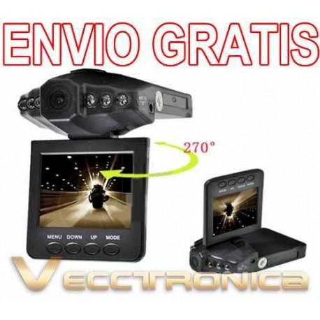 384421-MLM20795766866_072016,Vec Envio Gratis Genial Camara Dvr Giro De Pantalla Es Wow.