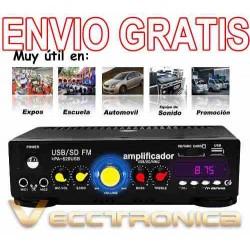 889421-MLM20795864029_072016,Envio Gratis Genial Amplificador Profesional Multiusos Wooow
