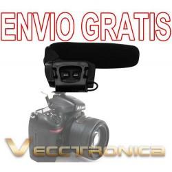 526421-MLM20799086877_072016,Envio Gratis Padrisimo Microfono Todo P/tipo De Camara Vecc