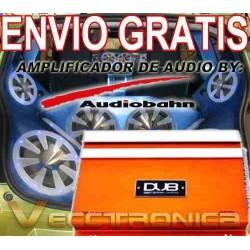 319421-MLM20799484145_072016,Envio Gratis Amplificador Serie Dub 4 Canales Es Genial Vecc