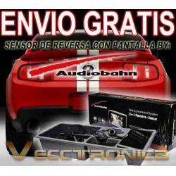 Envio Gratis Sensor De Reversa Con Pantalla + Accesorios Wow