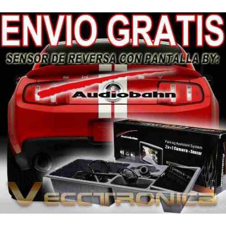 292521-MLM20799663577_072016,Envio Gratis Sensor De Reversa Con Pantalla + Accesorios Wow