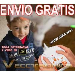 545521-MLM20800852828_072016,Envio Gratis Ingenioso Drone Con Grabacion Calidad Hd Vecc