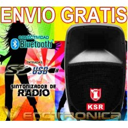 166521-MLM20801110036_072016,Envio Gratis Bafle Activo By Kaiser Con Super Potencia Woow
