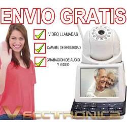 425621-MLM20801284107_072016,Envio Gratis Camara Ip Para Vigilancia Video Monitor