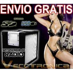 235621-MLM20803408954_072016,Envio Gratis Amplificador Profesional Diversos Instrumentos.