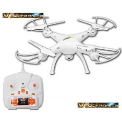 Dron Cuadricoptero Profesional Camara Fotografica Y Video Hd