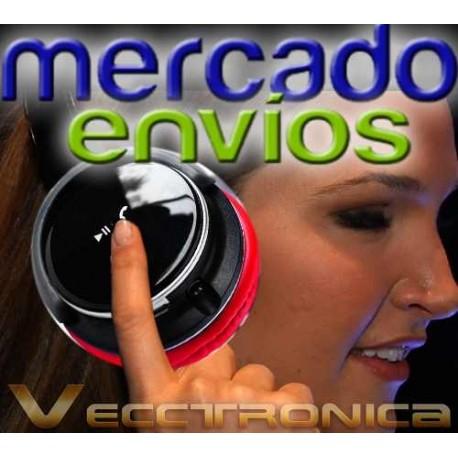 385521-MLM20806591055_072016,Mercado Envios Vec Audifonos Recargables En Varios Colores..