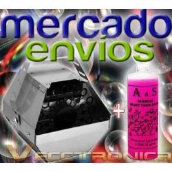 281621-MLM20811944457_072016,Mercado Envios Vec Genial Maquina De Burbujas+liquido Gratis