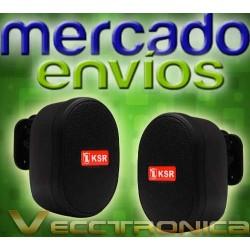 Mercado Envios Vec Bafles Ambientales Impermeables By Kaiser