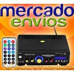 Amplificador Para Todo Tipo De Usos Con Gran Potencia 150w.