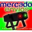 Mercado Envios Vec Laser Con Efectos 3d En Dos Colores Wow..
