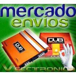 Mercado Envios Vec Amplificador Dub 2 Canales Fabuloso Woow.