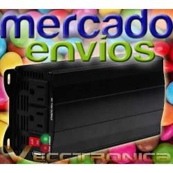 193621-MLM20812337419_072016,Mercado Envios Vec Inversor Para Auto Con 1000w De Potencia.