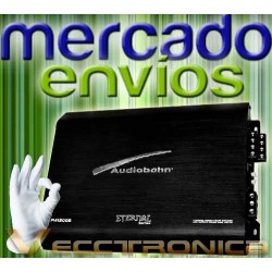 475521-MLM20818471176_072016,Amplificador 4ch Eternal By Audiobahn Es Impactante Genial.