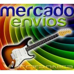 343621-MLM20821869464_072016,Guitarra Electrica Tipo Stratocaster En Dos Versiones Genial