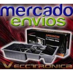 895521-MLM20822006830_072016,Audiobahn Kit De Sensor De Reversa Pantalla + Camara Genial.