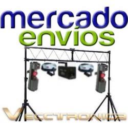 871621-MLM20822258390_072016,Stand De Audio Tipo Porteria De 150kg Para Iluminacion Woow