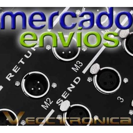 311621-MLM20823831228_072016,Mercado Envios Vec Snake O Pulpo De Audio De 16 Canales Woow