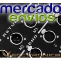 Mercado Envios Vec Snake O Pulpo De Audio De 16 Canales Woow