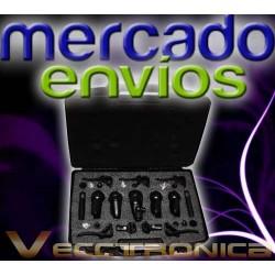 514621-MLM20823945885_072016,Mercado Envios Vec Microfonos Profesionales Para Bateria Wow