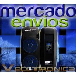 777621-MLM20824485875_072016,Mercado Envios Vec Bafle 2x15 Activo By Audiobahn Con Leds..