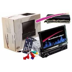 799011-MLM20464604742_102015,Autoestereo Pantalla Touch Motorizada  Caratula Desmontable