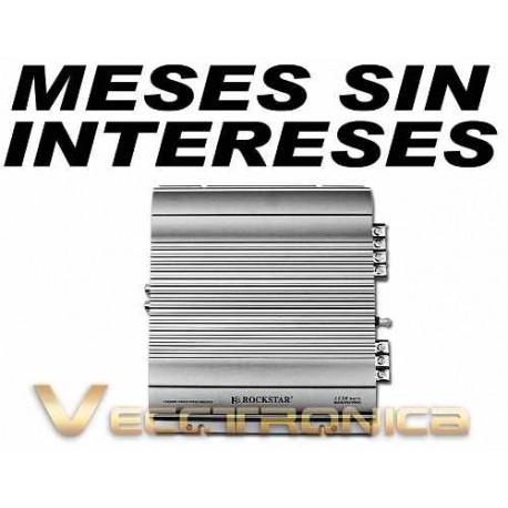 557505-MLM25045176794_092016,Vecctronica: Amplificador Profesional De 2 Ch Audiobahn Wow