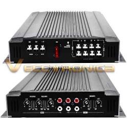 307505-MLM25045187925_092016,Increible Amplificador De Audio Profesional De 4ch Audiobahn