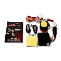 Alarma Para Todo Tipo De Motocicleta C/2 Geniales Controles.