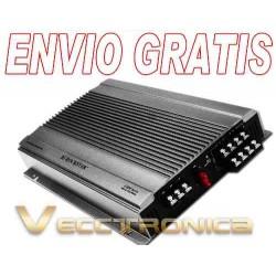 328505-MLM25045211244_092016,Envio Gratis: Fabuloso Amplificador De 4ch By Audiobahn Woow